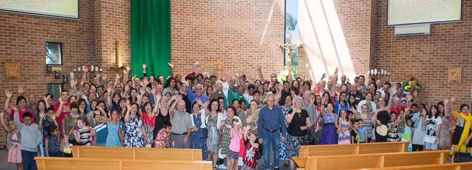 Cragieburn Parishioners