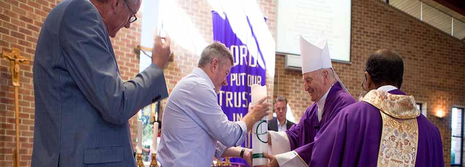 Bishop Curtin